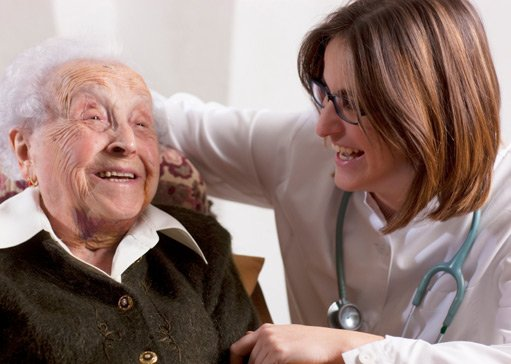 Matlock Elderly Care Homes